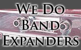 We do band expanders